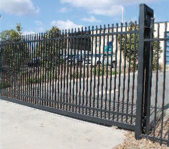 Security Sliding Gate
