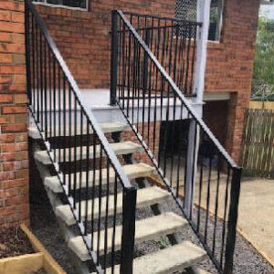 Balustrade and Railing
